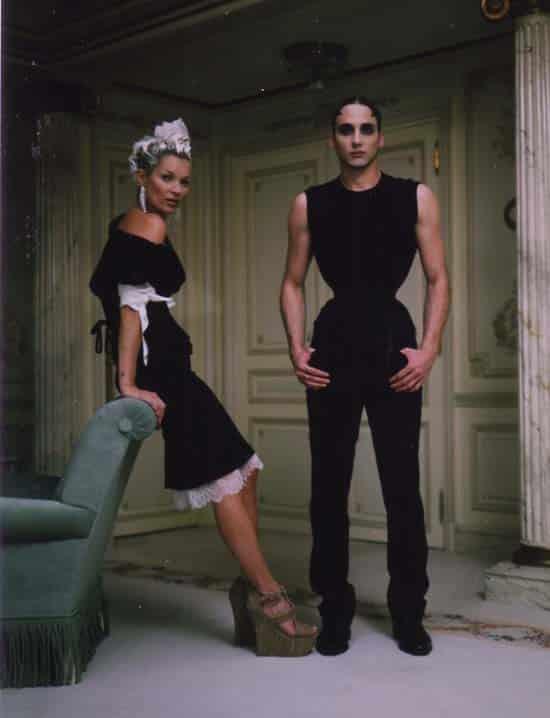 Gabriel Moginot, Kate Moss Tim Walker Ritz Vogue USA April 2012