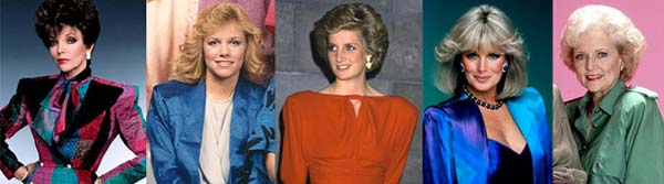 Shoulder Pads – The Dynasty Of The 80's Has Returned This 2012