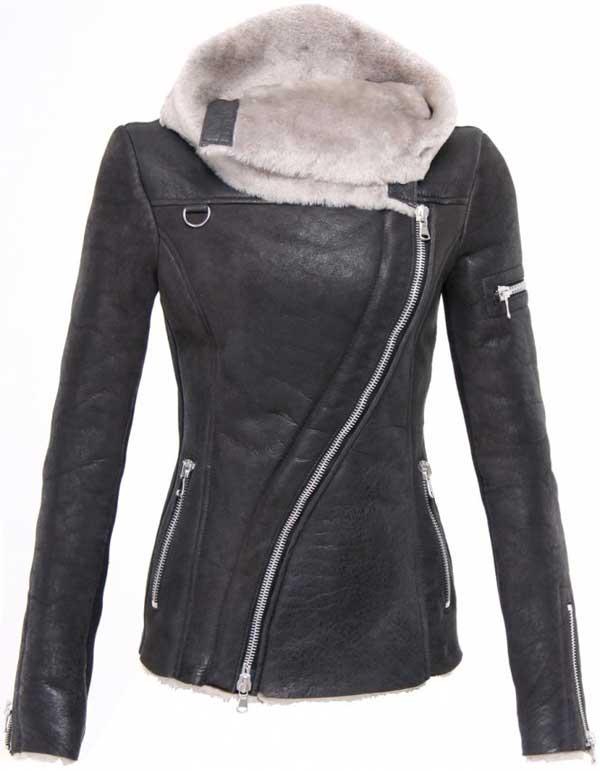 ASH Arnelle-Shearling Jacket