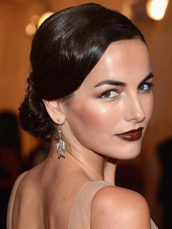 camilla belle - opera gowns