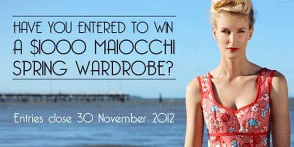 Maiocchi – Floral, Stylish, Vintage Inspired Dresses