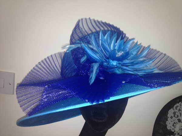 Millinery - Bridal, bespoke couture on your head