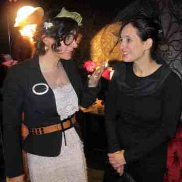 Lovehats launch party - Gracie Opulanza