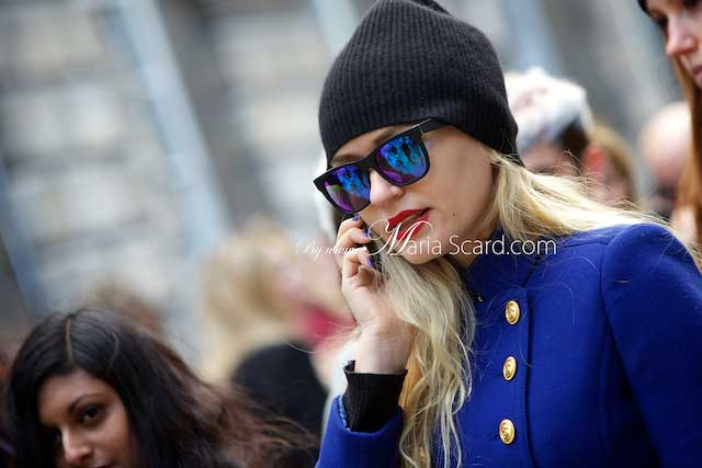 London Fashion Week 2013 – Designer Sunglasses Trends