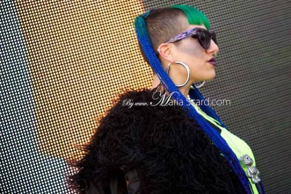 British fashion for women 2013 - Punk Rock