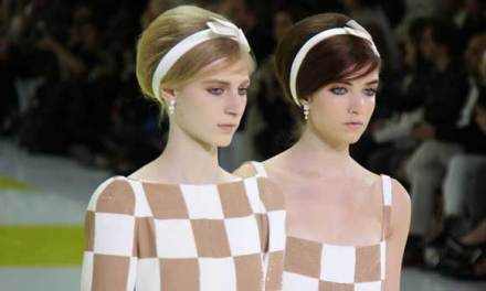 Paris Fashion Week 2013 – Frills, Chiffon, Squares & Chic