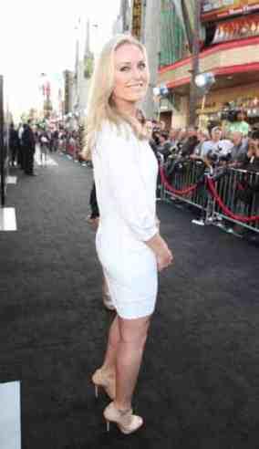 Lindsey Vonn - glamour shot
