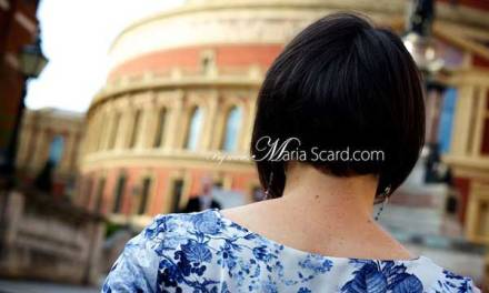Royal Albert Hall – What I Wore At The Opera