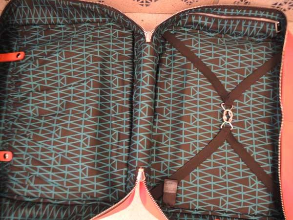 Bimba and Lola - Orange Travel bag for 2013