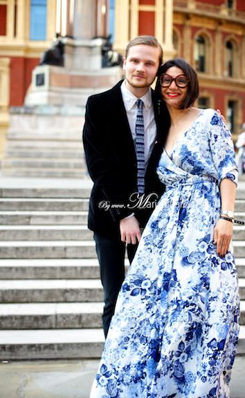 Gracie Opulanza - Classic FM - Royal Albert Hall 2013