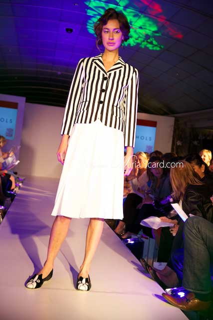 Harvey Nichols - Black and white skirts, dresses and shirts