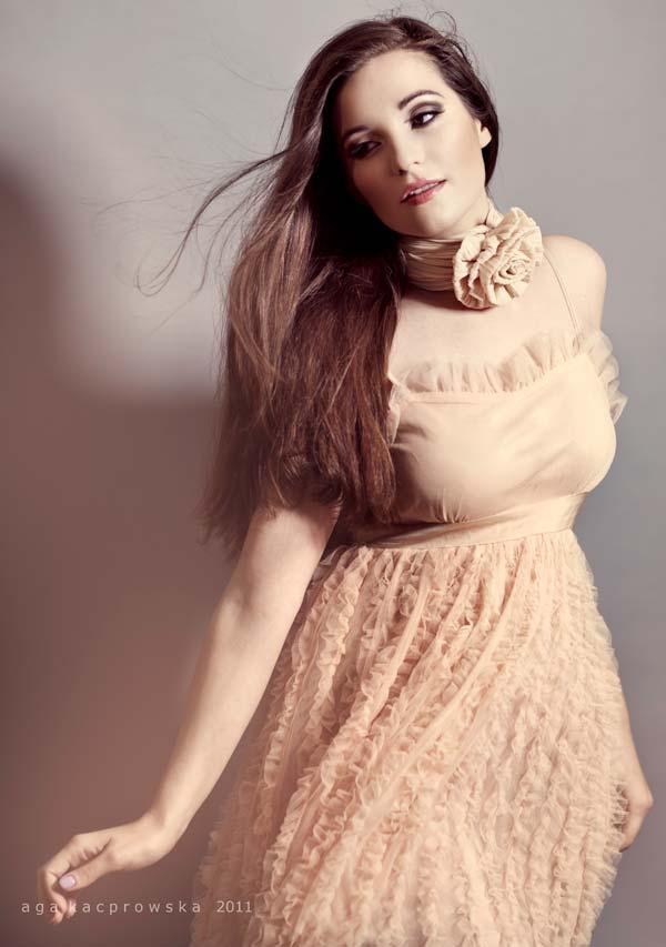 Maria Anastacia Keogh - Irish Actress and Fashion blogger