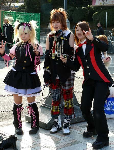 Tokoyo Fashion Visual kei