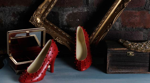 Get Your Teeth Into Designer Collection of Chocolate Shoes