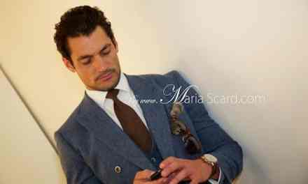 David Gandy Interview 2 for MenStyleFashion