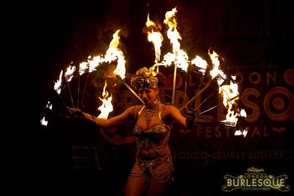 World Burlesque Games 2013 London