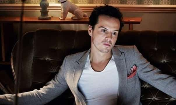 Andrew Scott – Interview for MenStyleFashion