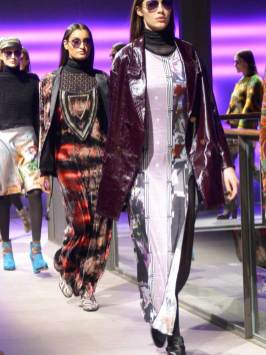 Custo Barcelona - Fashion week 2014 AW Collection (8)