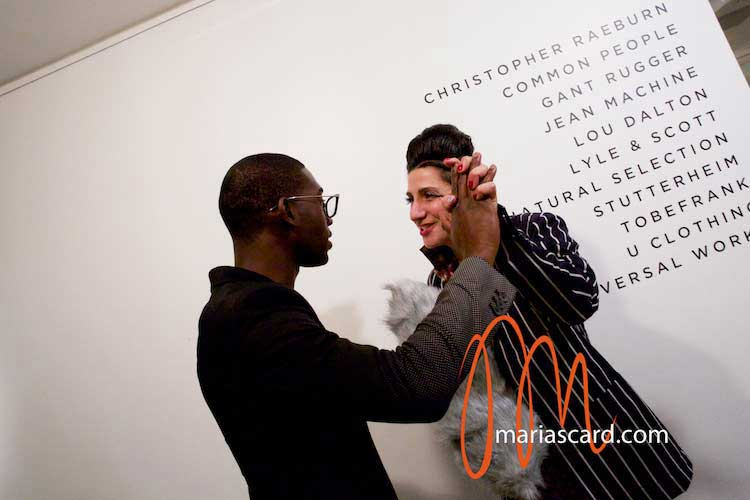 Tinie Tempah - London Collection Men Interview 2014 (27)