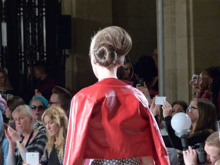 Hairstyles For Women London Fashion Week 2014