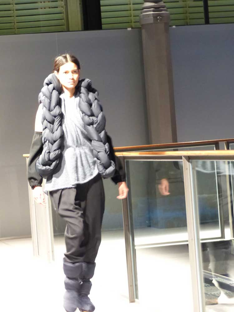 Miriam Ponsa - Barcelona Fashion 2014