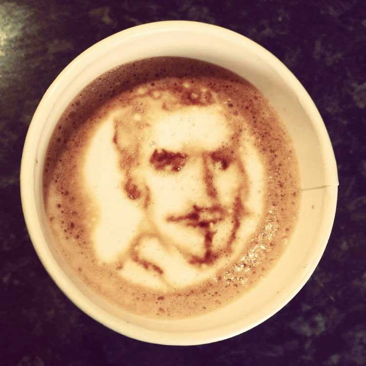 Coffee Art by Sonya Parr (1)