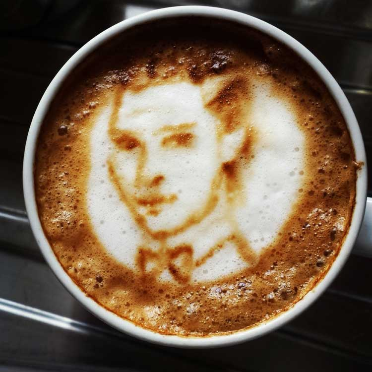 Coffee Art by Sonya Parr (2)