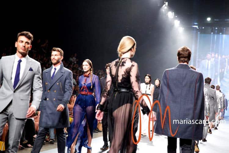 Fashion Marketing – Catwalks Versus Social And Online Media
