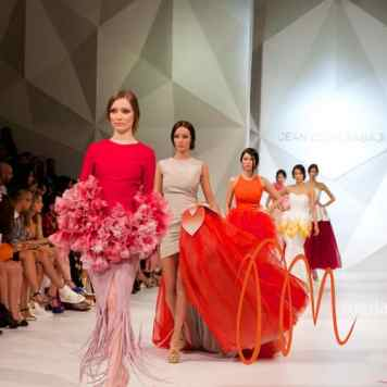Dubai Fashion Week 2014@ffwddxb Jean Louis sabaji mariascard photographer (51)