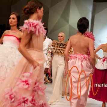 Dubai Fashion Week 2014@ffwddxb Jean Louis sabaji mariascard photographer (64)