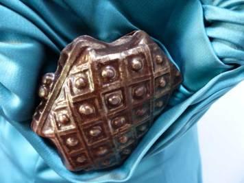 Azra Chocolate bag
