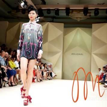 Dubai Asudari 2015 Sporty Couture, Maria Scard Gracie Opulanza fashion (11)