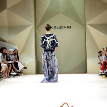 Dubai Asudari 2015 Sporty Couture, Maria Scard Gracie Opulanza fashion (17)