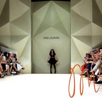 Dubai Asudari 2015 Sporty Couture, Maria Scard Gracie Opulanza fashion (21)