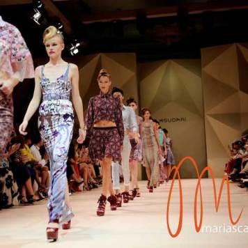 Dubai Asudari 2015 Sporty Couture, Maria Scard Gracie Opulanza fashion (24)