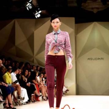 Dubai Asudari 2015 Sporty Couture, Maria Scard Gracie Opulanza fashion (28)
