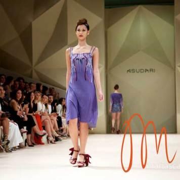 Dubai Asudari 2015 Sporty Couture, Maria Scard Gracie Opulanza fashion (8)