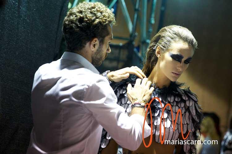 Fashion Foward Dubai – We Take You Backstage For 2015