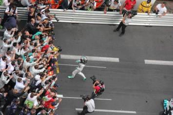 Grand Prix de Monaco Nico Rosberg 2015 (2)