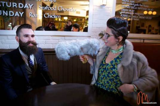 Ricki-Hall-Beards-and-Tattoo-Male-Model Gracie OPulanza wearing Miu Miu 10NS Sunglasses (7)
