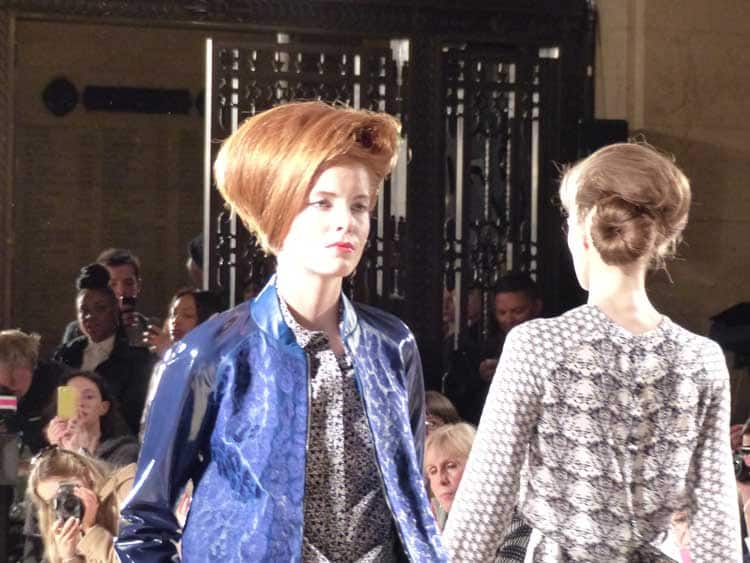 Hairstyles For Women London Fashion Week 2014 (2)