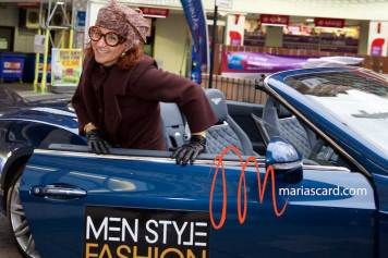 Gracie-Opulanza--Luxury-Week-London-MenStyleFashion-Maria-Scard-Bentley-Continental-GT-Speed-Convertible000058