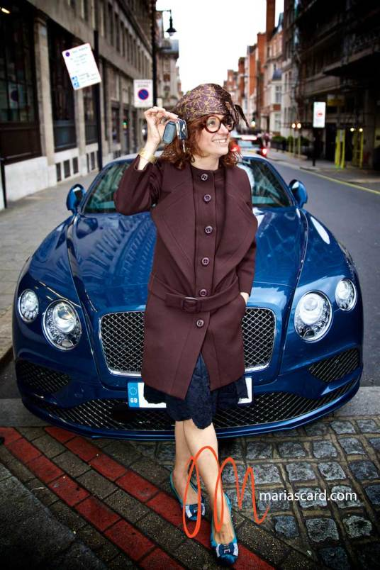 Gracie-Opulanza--Luxury-Week-London-MenStyleFashion-Maria-Scard-Bentley-Continental-GT-Speed-Convertible000070