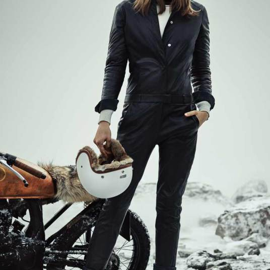 Belstaff Womenswear Autumn Winter 2016 Rory Payne Look (2)