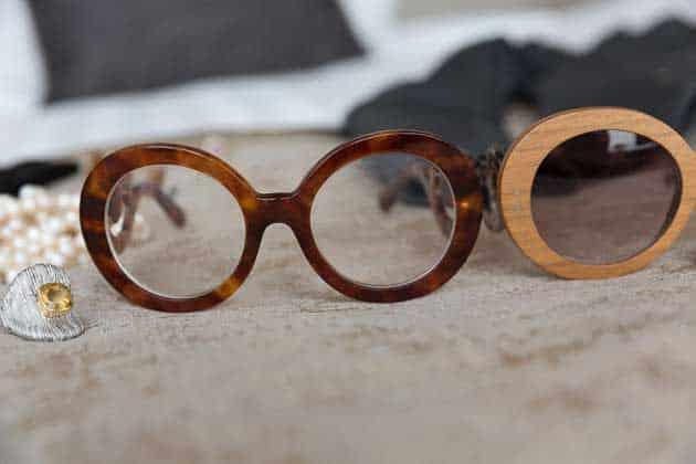 Gracie Opulanza The Shard London eyewear prada Luxury Week London (3)