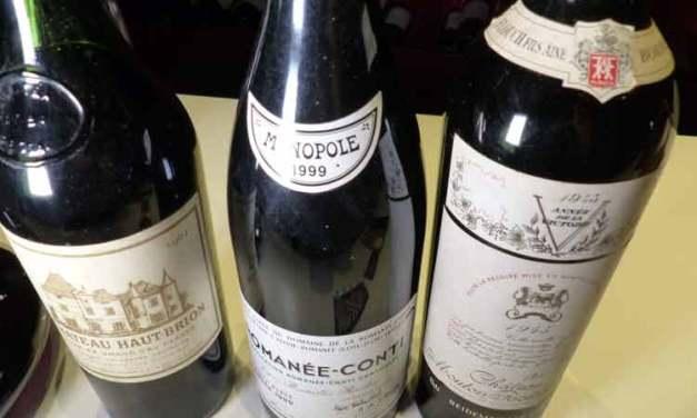 Rare Wine Art – An Acquired  Taste