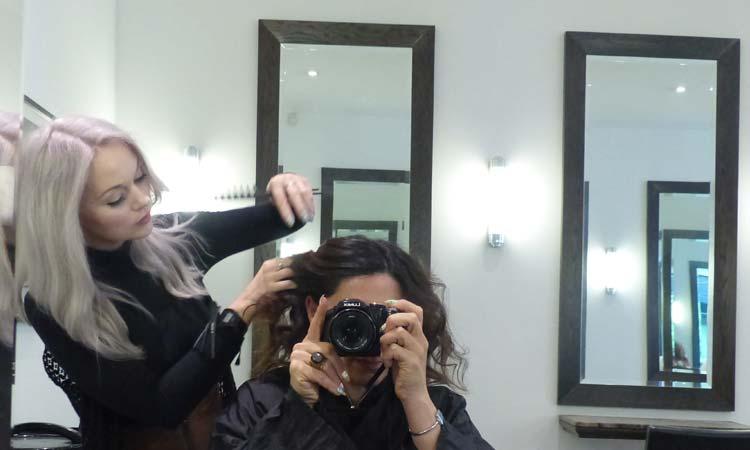 Nicky Clarke Salon Manchester & Gracie Opulanza (1)