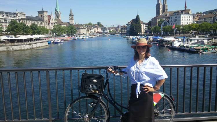 Gracie Opulanza Zurich Switzerland 2016 Bike trends (2)