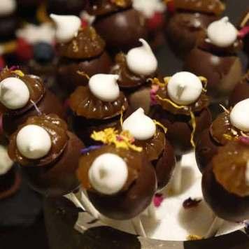 Alta Badia Norbert Niederkofler St Hubertus Italy chocolates