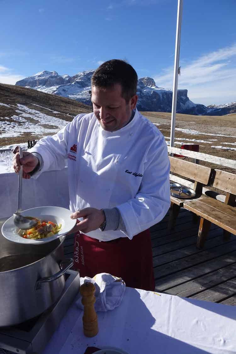 5th Edition Gourmet Skisafari Alta Badia